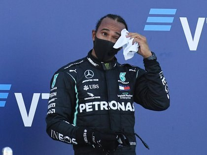Hamilton habló de su doble penalización en Sochi