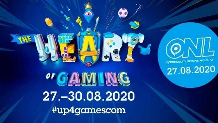 Del 27 al 30 de agosto, GameScom 2020
