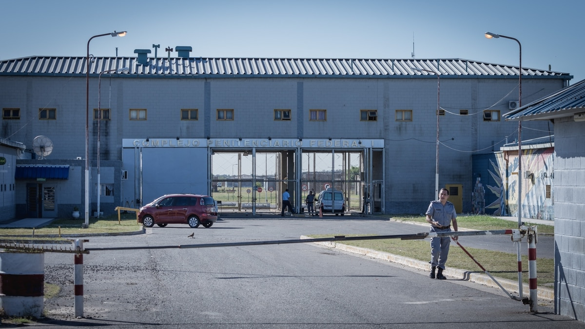Resultado de imagen para servicio penitenciario federal