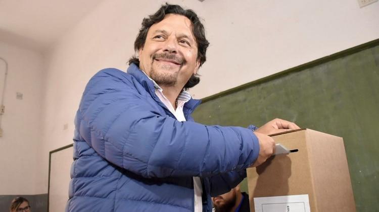 Sáenz logró un amplio triunfo en las elecciones salteña (NA)