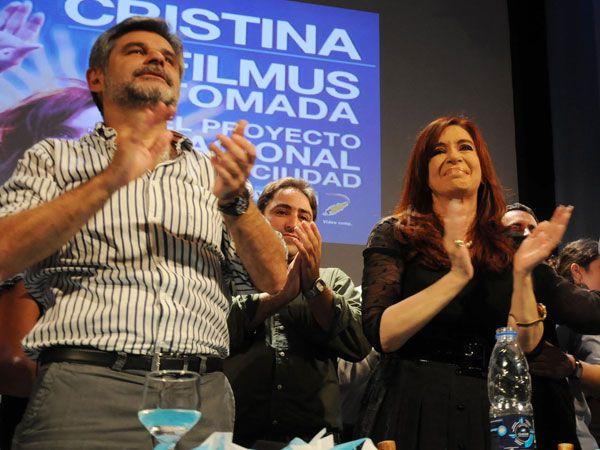La llegada de Filmus se dio luego de la carta de Cristina Kirchner, donde instó al Presidente a cambiar