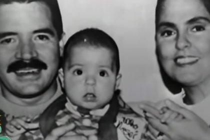 Recientemente, el ex esposo de la cantante, César Gómez falleció (Captura de pantalla-YouTube- Sale el Sol)