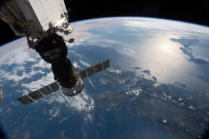La Tierra, desde un satélite de la NASA
