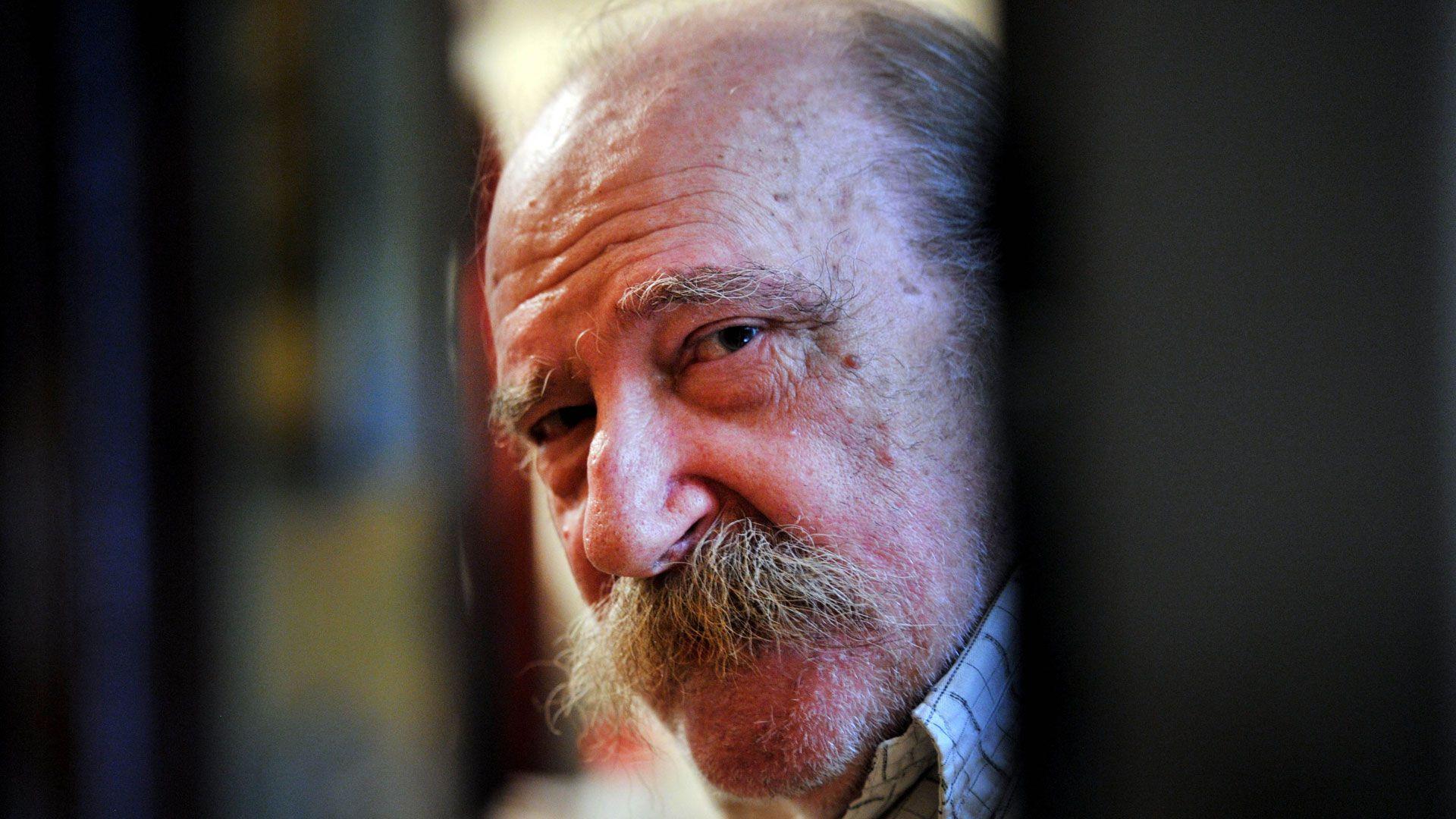Alberto Laiseca, el gran escritor argentino maestro de Selva Almada (Télam)