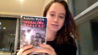 Daniella Gitlin recibió Operación Masacre como regalo al comenzar su master en no ficción y descubrió que no había sido traducido.