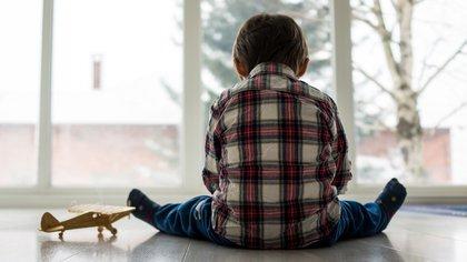 Antony tiene cinco años actualmente (Shutterstock)