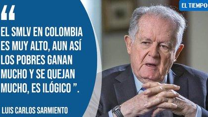 'Fake news' que involucra al magnate Luis Carlos Sarmiento Angulo y que se viralizó en las redes sociales.