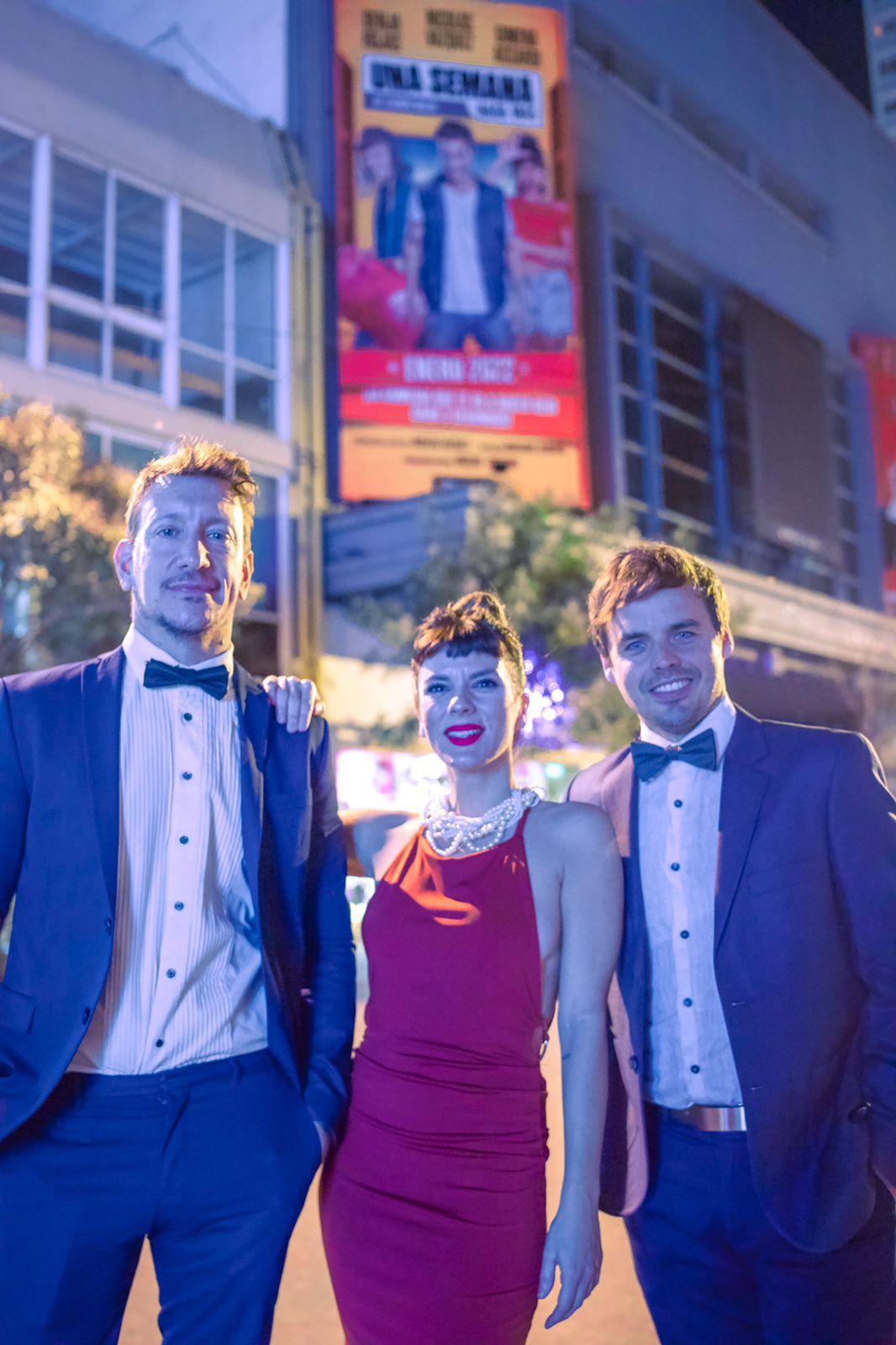 """El trío artístico regresa a las tablas: Nicolás Vázquez, Gimena Accardi y Benjamín Rojas son los protagonistas de """"Una semana nada más"""""""