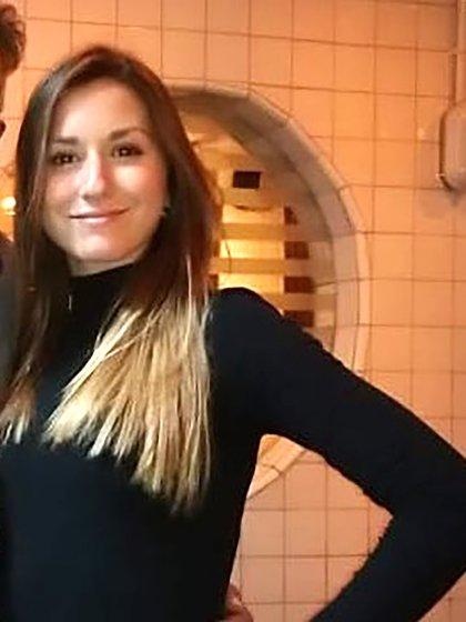 Pilar Riesco tenía 21 años
