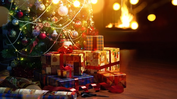 El arbolito de navidad se arma en la Argentina el 8 de diciembre de cada año (Getty)