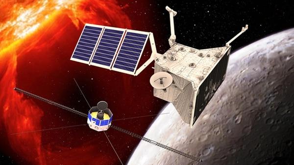 Temperaturas y niveles de radiación extremos deberá afrontar la misión a Mercurio