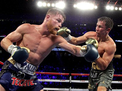 El boxeador mexicano regresa al ring para enfrentar a Callum Smith (Foto: AFP)