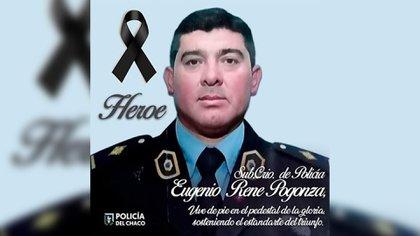 El subcomisario René Pogonza murió en Chaco por coronavirus