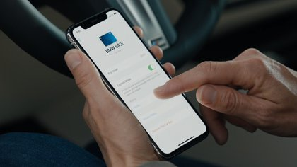Con un toque se podrá abrir el auto desde el celular.