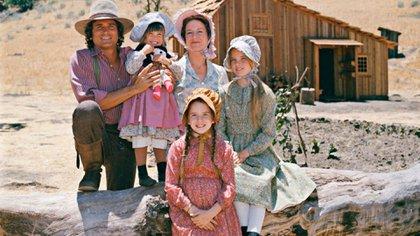"""""""La familia Ingalls"""" duró nueve temporadas y estuvo al aire entre 1974 y 1983"""