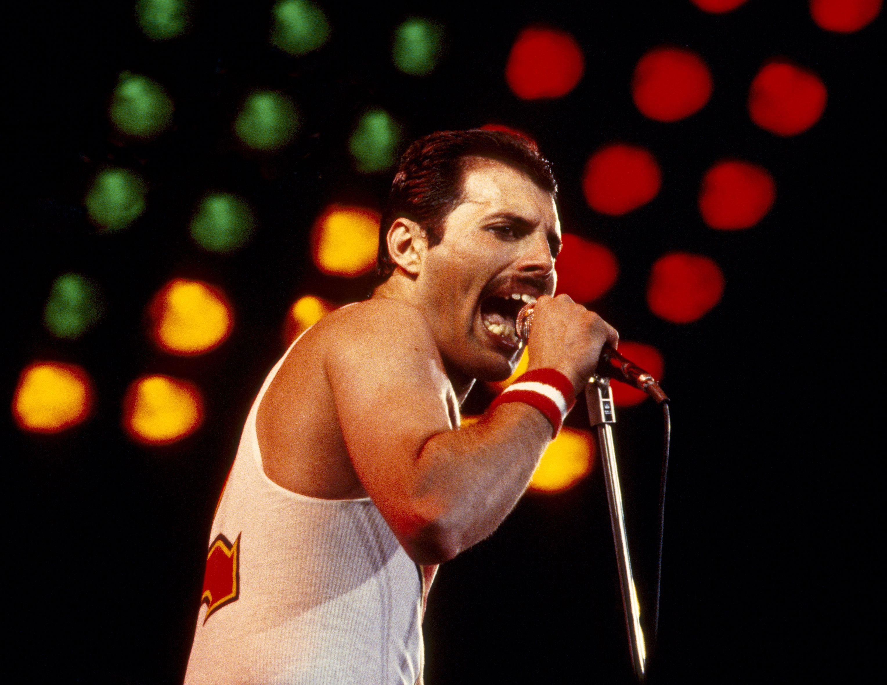 Este domingo se cumplieron 28 años desde la muerte de Freddie Mercury ( Graham Wiltshire/Shutterstock)