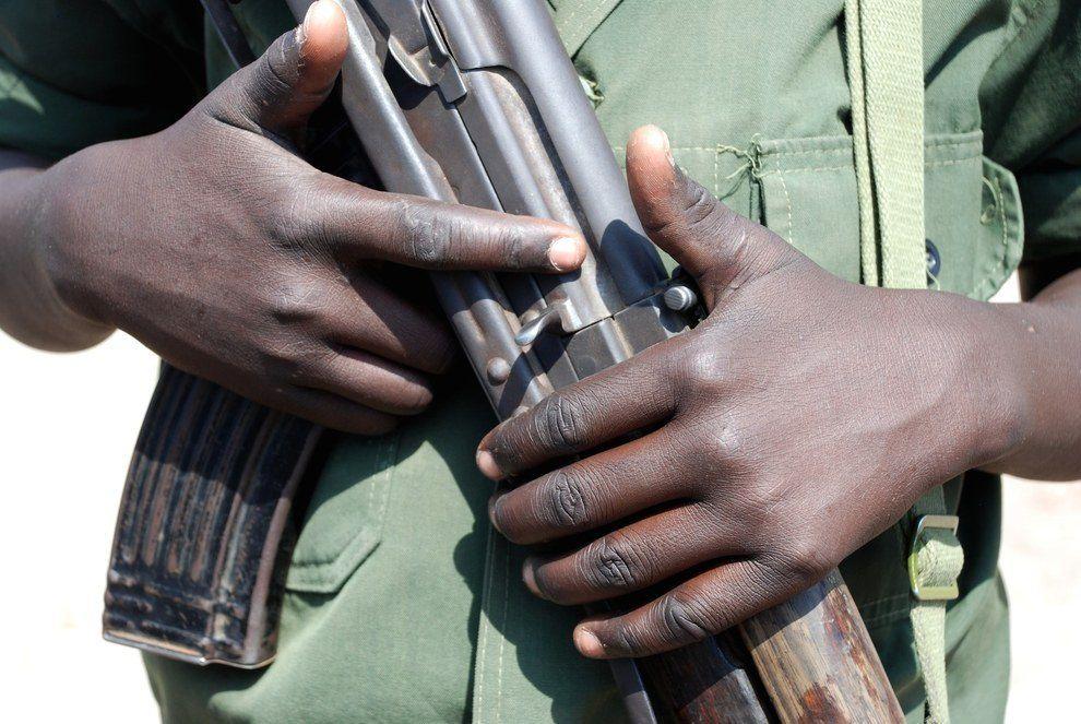 30/01/2015 Unos 2.500 niños soldados van a ser desmovilizados en Sudán del Sur y tendrán, a partir de los próximos meses, la oportunidad de reconducir sus vidas en programas educativos y de reinserción para superar el trauma de los combates en los que han participado durante los últimos años POLITICA INTERNACIONAL SUR DE SUDÁN SUDÁN AFRICA UNICEF/MARINETTA PERU