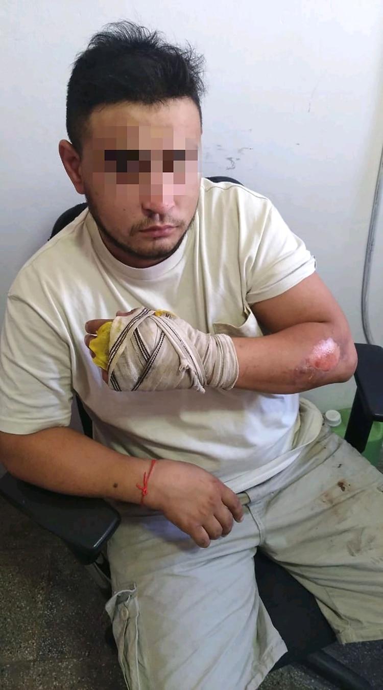 """Leonel Barrios fue detenido e imputado por """"tentativa de homicidio"""""""