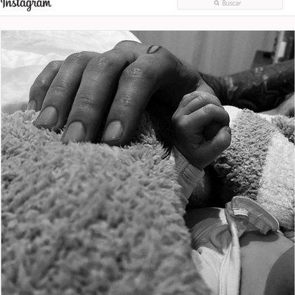 Malik anunció la llegada de su pequeña a través de sus redes sociales (Foto:EFE)
