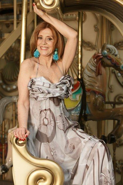 Julieta Magaña (Foto: archivo Atlántida-Televisa)
