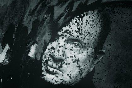 """""""Retrato en el espejo"""". de Francis Giacobetti"""