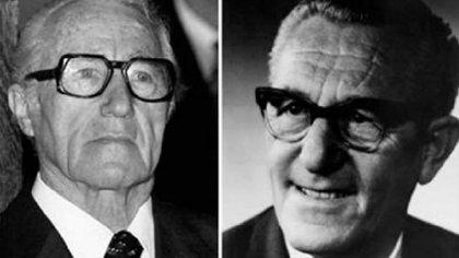 Adolf y Rudolf Dassler murieron en los años 70 y están sepultados en el mismo cementerio, en parcelas alejadas