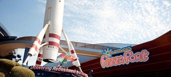 Redd Rockett's Pizza Port en Tomorrowland cerrará sus puertas
