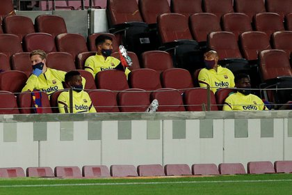 El fútbol en España se reinició el pasado 11 de junio (Foto: Reuters)