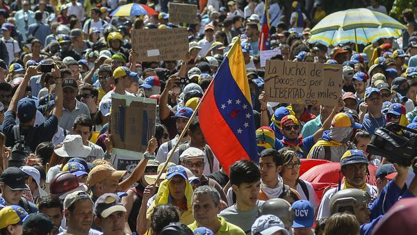 La oposición marchará este jueves hacia la sede del Poder Electoral venezolano en rechazo a la Constituyente