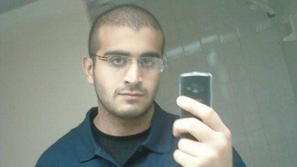 Omar Mateen, el tirador de Orlando