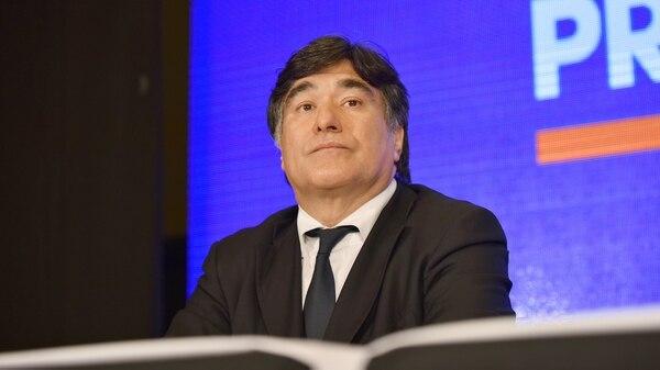 Carlos Zannini (Adrián Escandar)