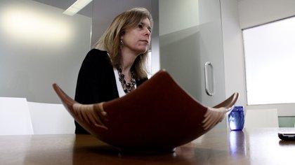 Maria Castiglioni, socia del estudio C&T