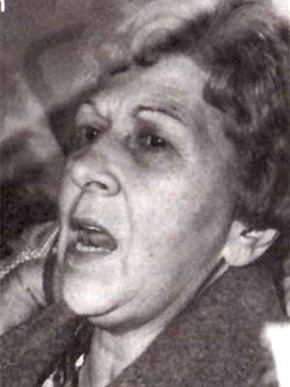 Una de las víctimas del Clan, Nélida Bollini de Prado