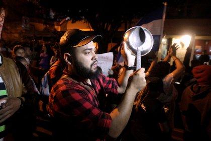 Las protestas continuarán durante la próxima semana (Reuteres)