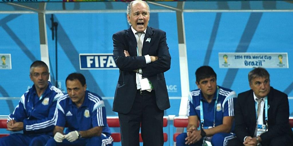 Alejandro Sabella habló de su decisión de no volver a dirigir tras el  Mundial de Brasil 2014 - Infobae