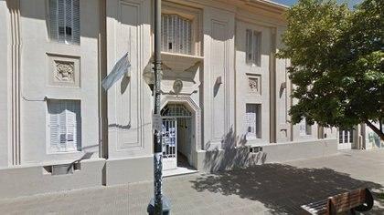 La Jefatura Departamental de La Plata  162