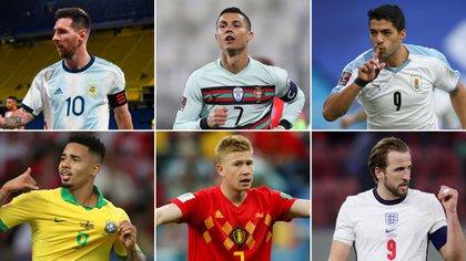 Las selecciones más perjudicadas: cómo sería el Mundial de Qatar si se vetara a los futbolistas que participen de la Superliga europea
