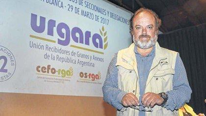 Pablo Palacio, Secretario General de la URGARA (Foto: Urgara)