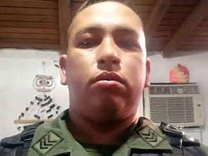 El SM3ra Gabriel Alexander Pérez Silva fue asesinado por las FARC