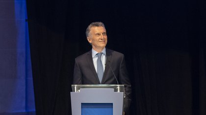 Mauricio Macri presidirá la Fundación social de la FIFA (Foto: Adrián Escandar)