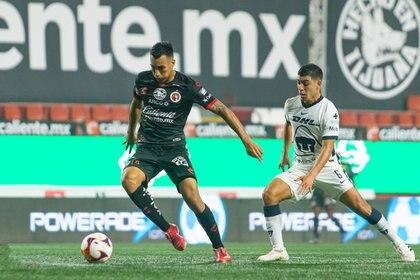 Vigón reconoció que el empate contra Tijuana (0-0) no era el resultado que esperaban (Foto: Cortesía/ Club Tijuana)