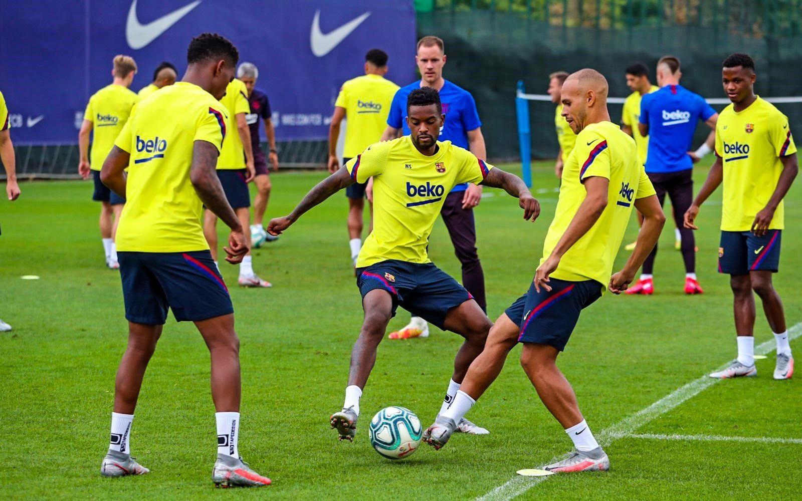 En agosto, Barcelona irá por la clasificación a los cuartos de final de la Champions League (FC BARCELONA)