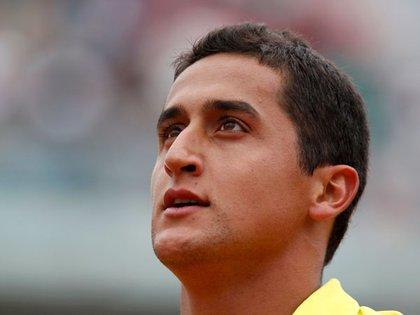 Almagro descargó toda su impotencia en un partido ante Nadal (Reuters)