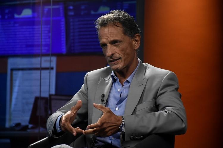 Claudio Belocopitt es el presidente de la Unión Argentina de Entidades de Salud