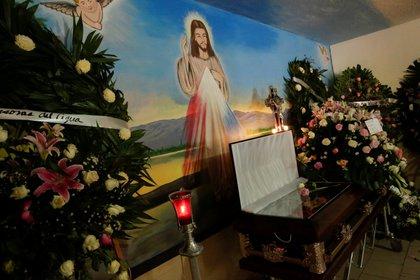 Jessica Estrella Silva Zamarripa fue asesinada presuntamente, por agentes de la Guardia Nacional por participar en toma de La Boquilla (FotoREUTERS/Jose Luis Gonzalez)