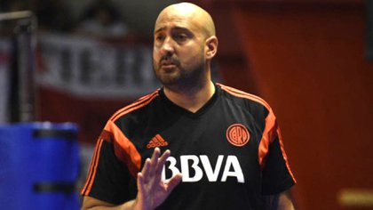 Martín Castro, el acusado (@RiverPlate)