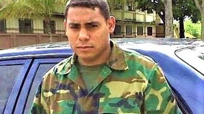 SM2  (EJB) Andy José Miranda uno de los militares muertos a manos de las FARC