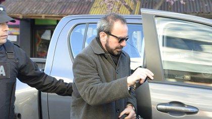 El juez Guido Otranto fue separado de la investigación (Télam)