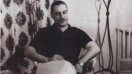 Juan Duarte, el hermano mayor de Eva, fue testigo del casamiento por civil.