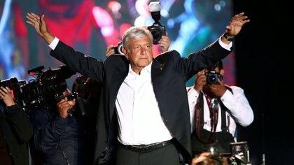 Andrés Manuel López Obrador asume hoy la Presidencia de México. (Foto: Reuters)